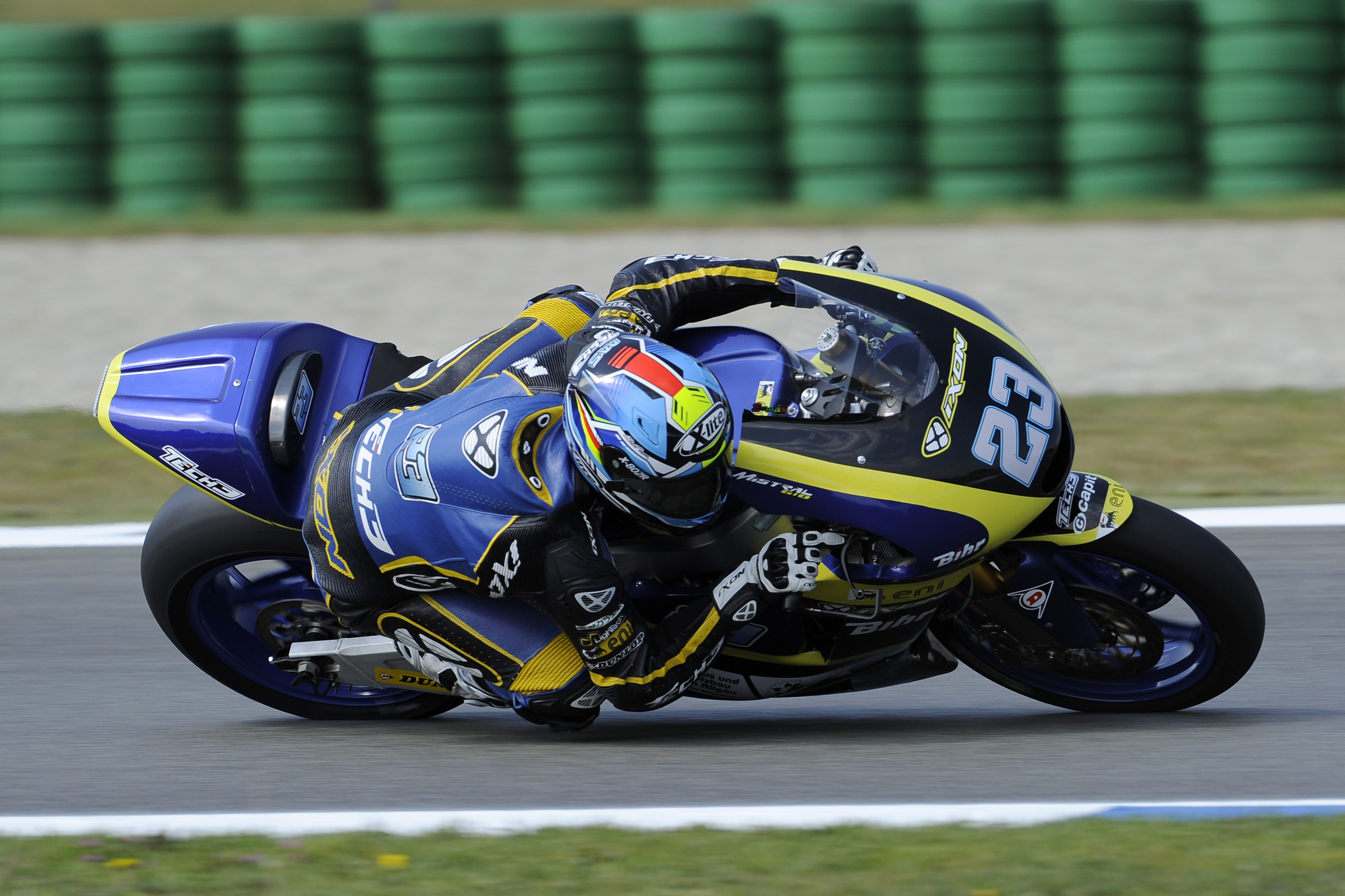 Bright Start On Opening Day At Wet Misano For Cardus And